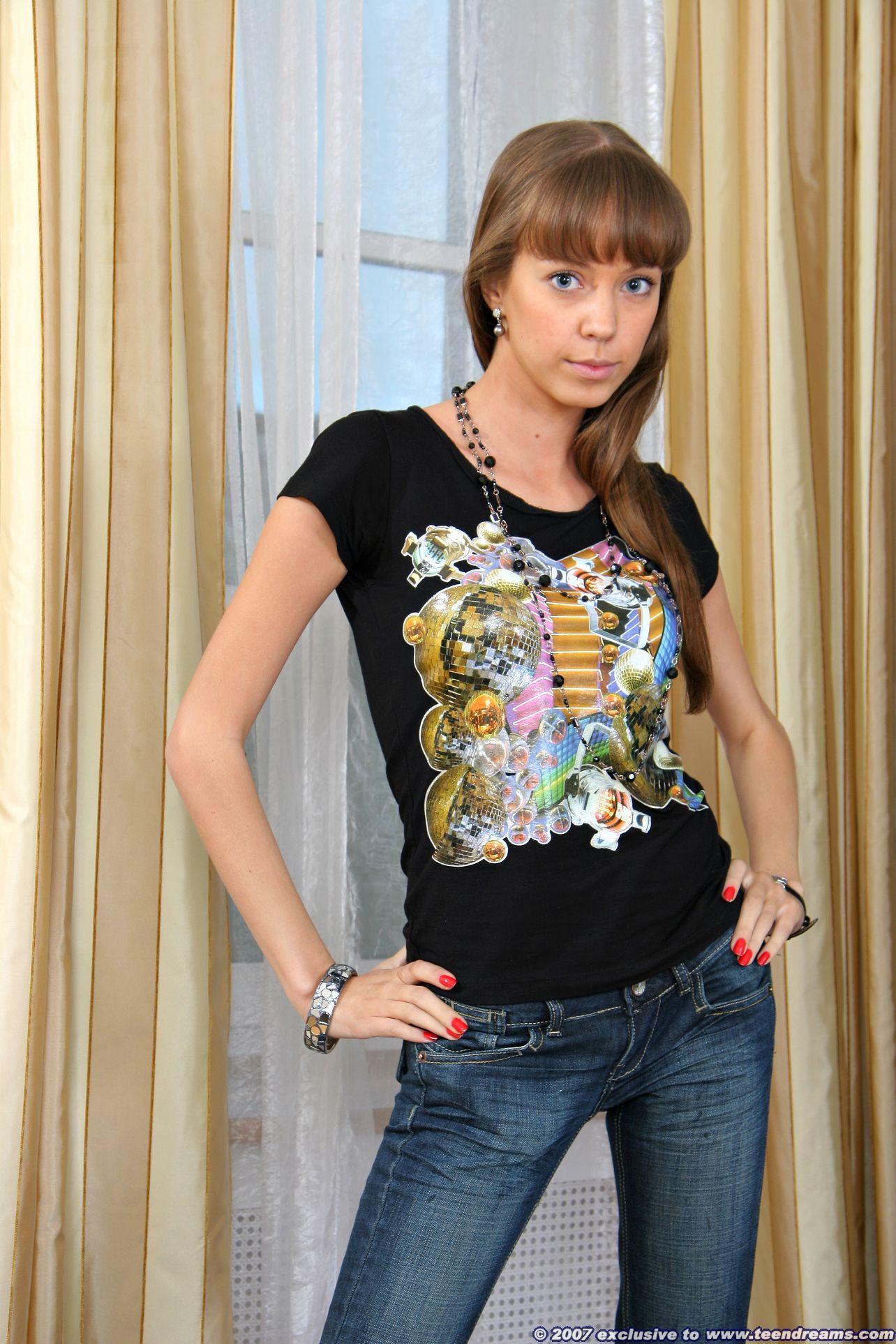 Ukrainian legal age teenager looking super hot » ukrainian